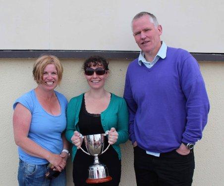 Humby Family Cup (Vartry Garage) - Senior Winners