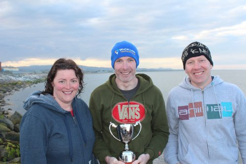 Wicklow Town Council Cup - Senior Race Winners